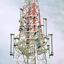 携帯電話800MHz基地局